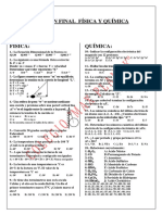 Examen Final 4to y 5to - Cta