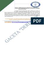 DEBER DE LOS JUECES Y TRIBUNALES DE GARANTÍAS DE VERIFICAR LA CONCURRENCIA DE REQUISITOS DE ADMISIBILIDAD DE LA ACCIÓN DE AMPARO CONSTITUCIONA.pdf