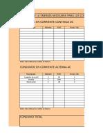 4_Cálculo de Módulos Fotovoltaicos w Desprotegido