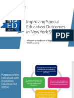 Special Ed Report Federal Doe