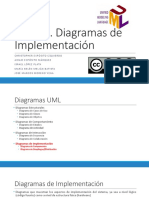 6. Diagramas de Implementación