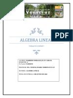 Algebra lineal tema 5