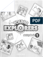 Young Explorers - Activity Book 1