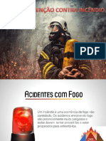 Nr 23 – Combate à Incêndio