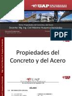 1. Clase 01 - I Concreto I
