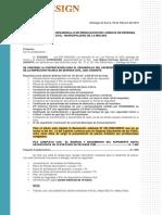 Contrato-renovación de Licencia de Defensa Civil
