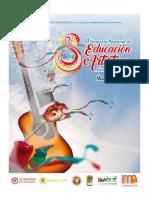 El Papel de Las Artes en La Transformación Personal y Colectiva-Memorias-Del-II-Simposio-Regional-De-Educación-Artística