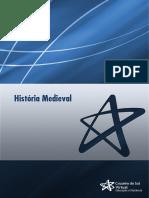 Apostila Historia Medieval - Sociedade Feudal