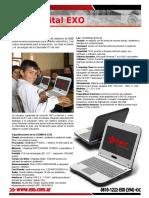 Auladigital Exomate x355 Datos