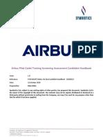 ADAPT 2 on-line Candidate Handbook AIRBUS FAST Ver 1.0 20181022