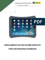 Manual de Preparacion de Enrolamiento Exhibicion v.1.2