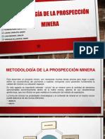 Metodologia de La Prospeccion - Expo
