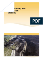 Lecture 16 - CE 342 - FE1 - S2019 - Slope Stability