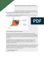 Descripción de Parámetros Que Intervienen en El Ritmo Optimo de Producción