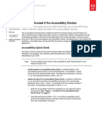 Adobe accessability