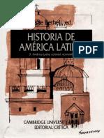 Leslie Bethell, ed - Historia de America Latina III.pdf
