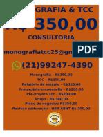Monografia e Tcc R$ 310,00 whatsapp (21) 97478-9561 monografiatcc99@gmail.com(2)-mesclado-compactado