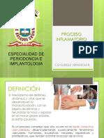 Proceso Imflamatorio