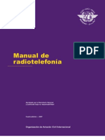 DOC. 9432 Manual Radiotelefonía