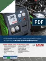 Equipamentos Bosch para manutenção e reciclagem de sistemas de ar condicionado automotivo.pdf