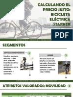 Precio Justo - Bicicleta Eléctrica