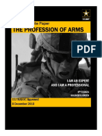 Profession of Arms White Paper Dec2010