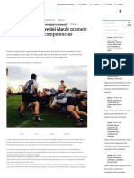 Asociación de Rugby Del Maule Promete Un Año Cargado de Competencias - Diario El Centro