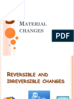 Reversible Changes