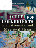 Active ingredients from medicinal plants.pdf