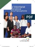 Brochure Volontariat