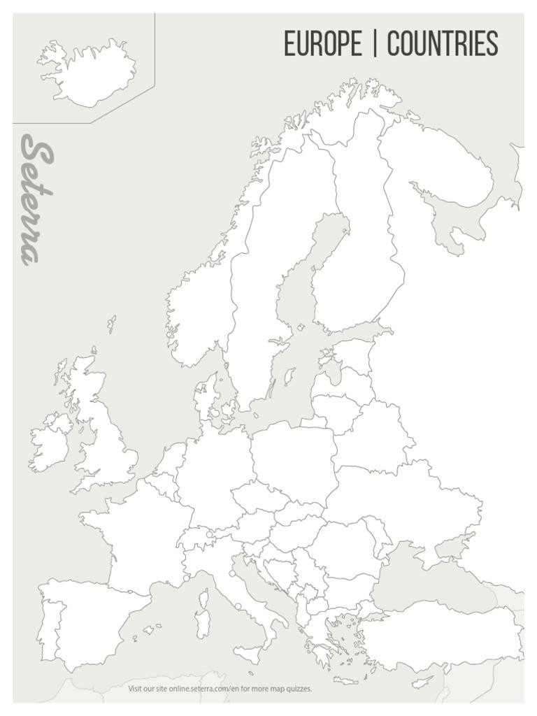 Seterra europe
