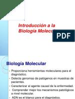 Clase Introducción Biologia Molecular  MEDTM 206.ppt