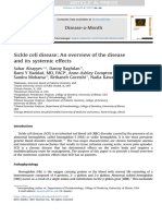 Sickle cell disease; An overview of the disease and its systemic effects 2018.pdf