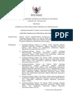 PMK No. 001 Th 2012 Ttg Sistem Rujukan Yankes Perorangan