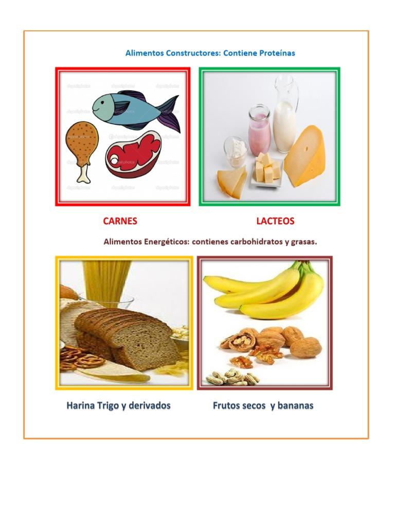 Alimentos Constructores