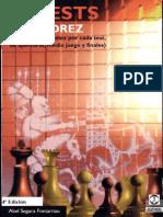 Abel Segura Fontarnau - 50 Test de Ajedrez (Ejercicios)-Paidotribo Editorial (2004)