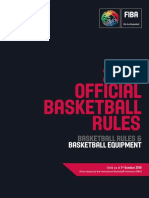 2018 basketball rules