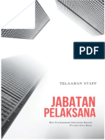 Jabatan Pelaksana pada Sekretariat Daerah Provinsi Jawa Barat