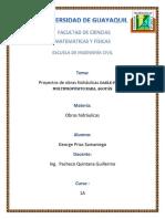 TAREA DE OBRAS HIDRAULICAS  STEVEN PRIAS.docx