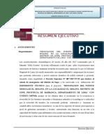 Resumen Ejecutivo El Molino