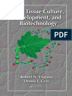 Plant Tissue Culture, Development, and Biotechnology - Robert N. Trigiano, Dennis J. Gray (CRC, 2011).pdf