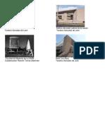 Edificios Brutalistas