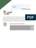 1.1 Fundamentos de Excel