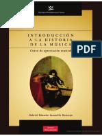 Introducción Historia de la música