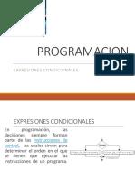 Condicionales y expresiones lógicas en programación