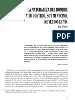 LA NATURALEZA DEL HOMBRE Y SU CONTROL.pdf