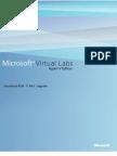 Virtual Lab - Upgrade