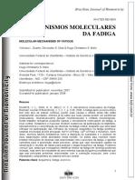 MECANISMOS MOLECULARES DA FADIGA.pdf