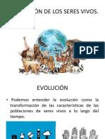 EVOLUCIÓN DE LOS SERES VIVOS.pptx
