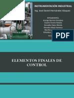 4 Elementos Finales Control